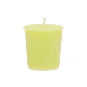 Lemongrass Zest Scented Votive Candle
