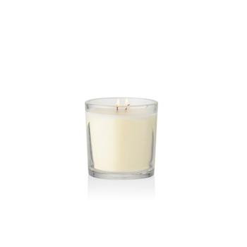 Mandarin & Musk White Water 2 Wick Scented Candle