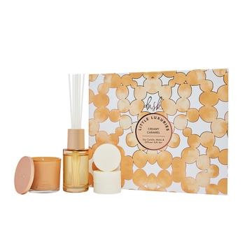 Creamy Caramel Little Luxuries Soy Gift Set