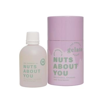 Macadamia, Rhubarb & Raspberry Nuts About You MoodMist® Fragrant Oil 50mL