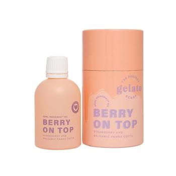 Strawberry Balsamic Panna Cotta Berry on Top MoodMist® Fragrant Oil 50mL